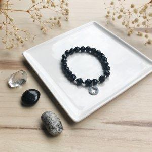 onyza - bracelet - onyx