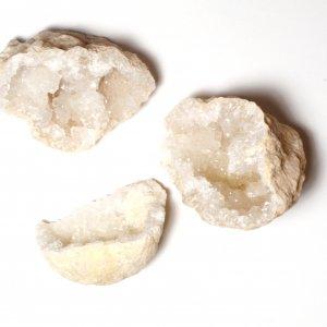 Geode Calcite Blanche - Entretien