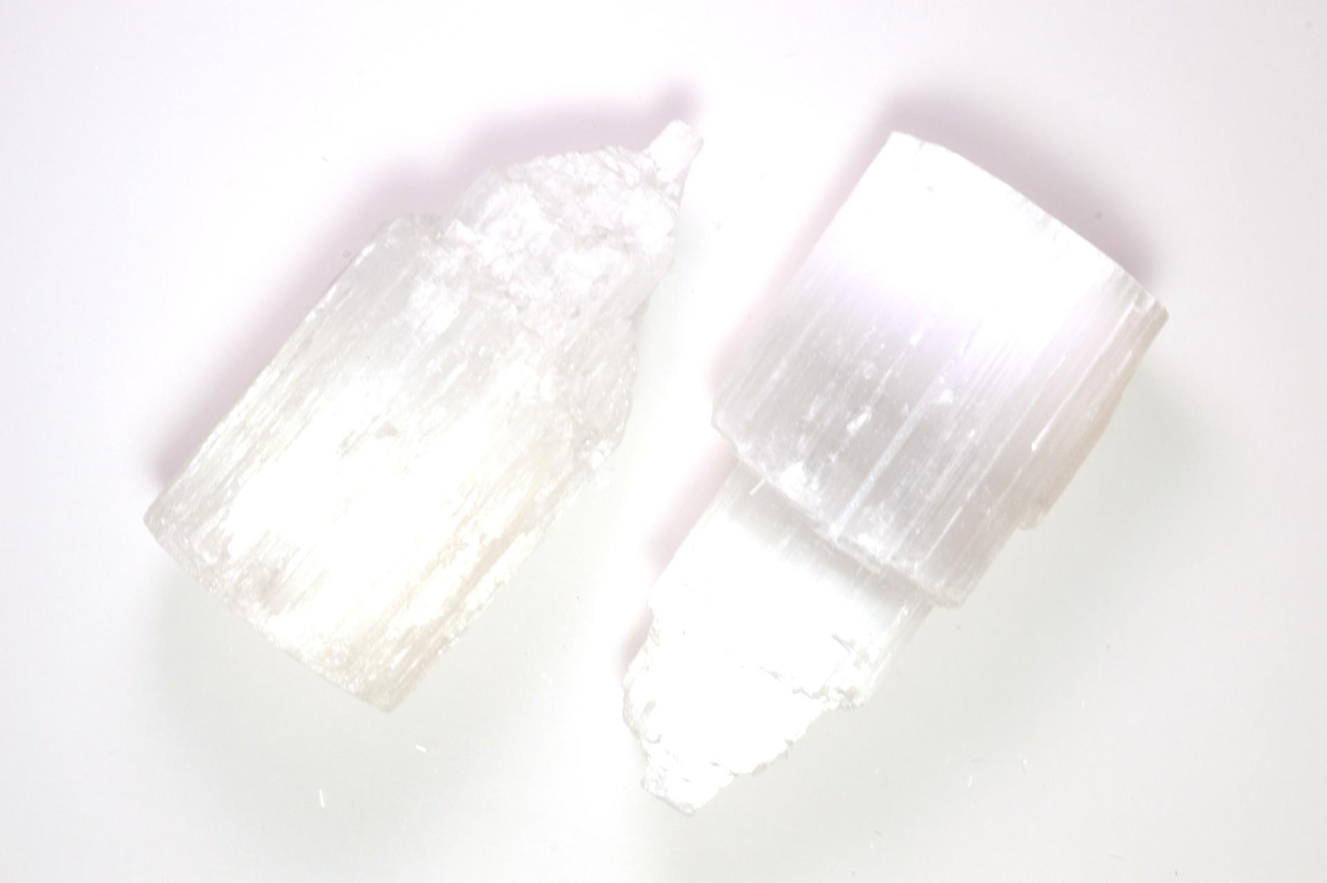 Sélénite - Entretien - purifier