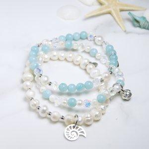 bracelets - trio - pur - eau