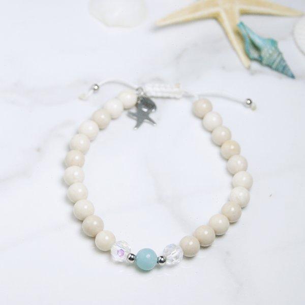 bracelet - paix - eau