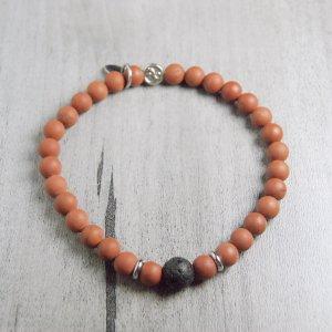 bracelet - feu - homme - bouclier