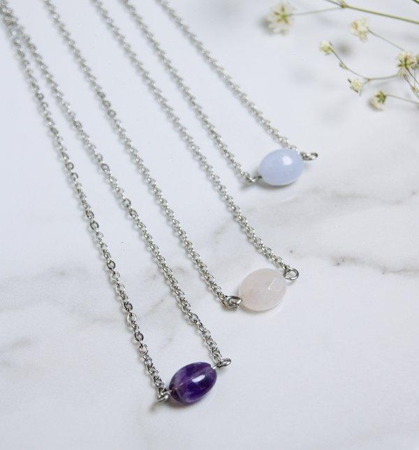 collier - hebea - 3 couleurs