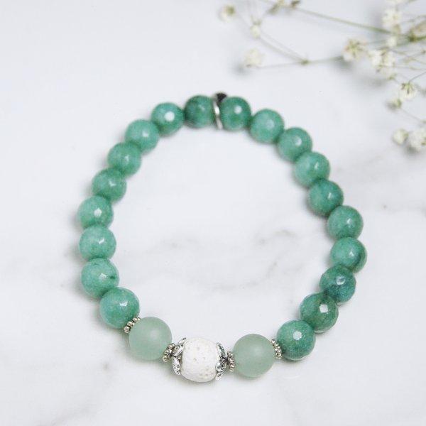bracelet - calme - terre