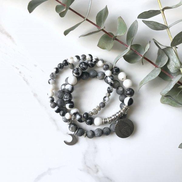 bracelets - trio - divin - air