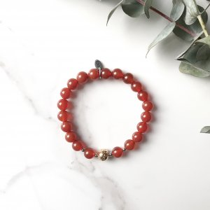 bracelet - feu - assurance