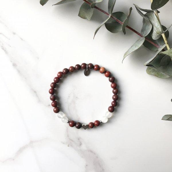 bracelet - feu - determination
