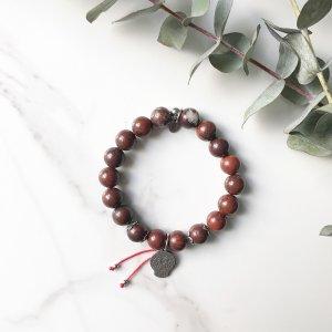 bracelet - feu - raison