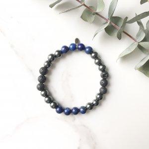 bracelet - homme - eau - instinct