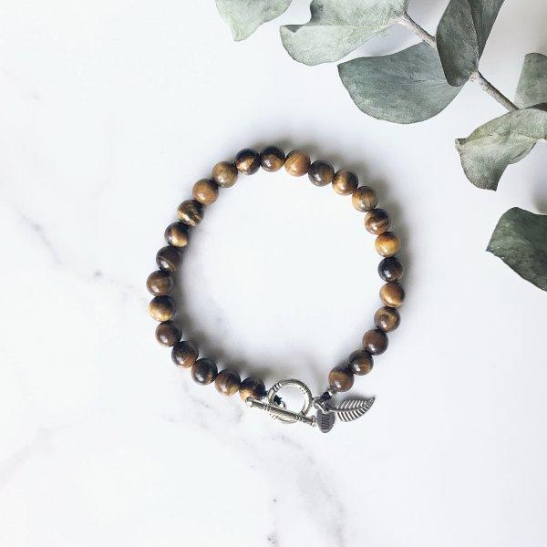 bracelet - terre - discernement