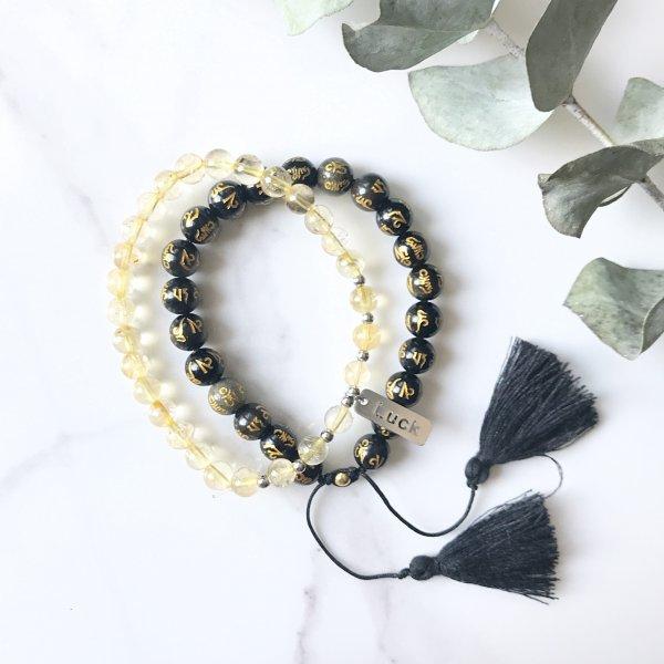 bracelets - terre - duo