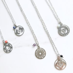 colliers - collection - chakra