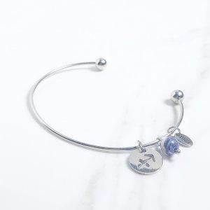 astra - bracelet - sagittaire - sodalite
