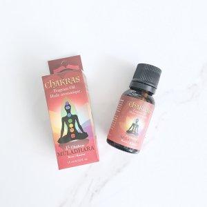 huile - chakra - racine