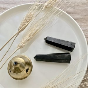 shungite - pierre - noire