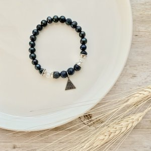 bracelet - perle - crystal - pierre