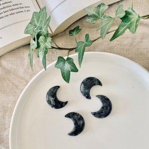 lune - larkivite - pierres