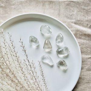 cristal - quartz - clair