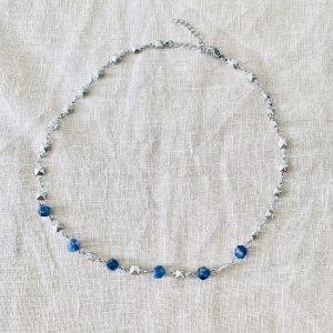 collier - hamka - sodalite - pierres